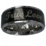 TRUE LOVE WAITS Christian Ring