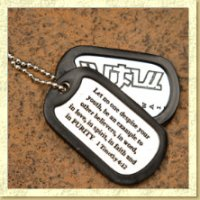 WTW Dog Tags