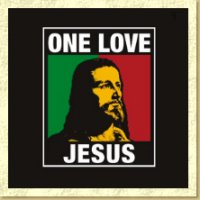 One Love: Jesus TShirt